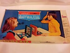 NAYMAXIA BATTLESHIPS BY GREECE PLAYKAR COMPLETE VINTAGE GAME