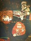 Egon Schiele, The Holy Family, Plate Signed Chromolithograph