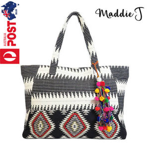Maddie J Tote Bag - Brand New With Tags - 40cm Height x 57cm Width