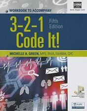 Student Workbook for Green's 3,2,1 Code It!, 5th, Green, Michelle A., Good Book