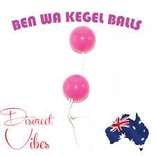 Magic Balls ~ Personal Massager Exerciser Female Ben Wa Kegel Geisha Uni-Sex