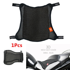 Motorcycle Seat Cover 3D Mesh Sunscreen Heat Insulation Cushion Pad Accessories