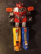Original Bandai Mighty Morphin Power Rangers Megazord 1993 Sold as Shown
