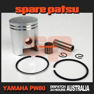 1983-2011  YAMAHA PW80 PEEWEE 80 PISTON REBUILT KIT PIN BEARING CLIP RINGS SET