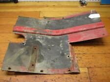 TORO GROUNDSMASTER 322-D /  FLOOR PLATE WITH PADS 88-0070-01