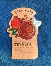Tonymoly I'm Real Pomegranate Face Mask Sheet - MELB SELLER