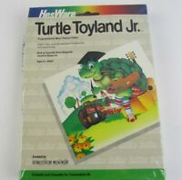 Turtle Toyland Jr. HesWare Commodore 64 Vintage 1980's Game