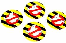 NEW Ghostbusters I Ain't Afraid of No Ghosts Cork Backed Coasters 4 Pack