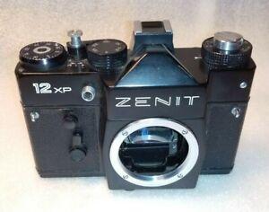 Zorki 4 & Zenit 12 Cameras