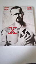 "DVD ""AMERICAN HISTORY X"" DVD PRECINTADO DIGIPACK EDWARD NORTON TONY KAYE"