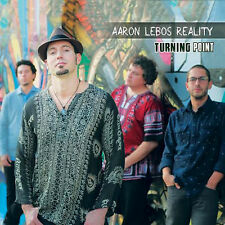 Aaron Lebos ( Aaron Lebos Reality ), Aaron Lebos - Turning Point [New CD] Digipa