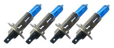 4 x H1 55w BLUE Xenon Halogen Temperatur 8500K Abblendlicht Autolampen Lampe