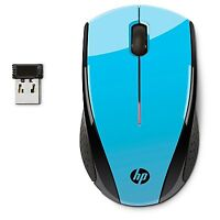 HP X3000 | Wireless Mouse | Blue | K5D27AA#ABL
