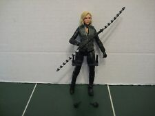 Marvel Legends LOOSE Black Widow Figure Cull Obsidian Build A Figure Series