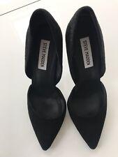 Steve Madden Black Heels Size 6