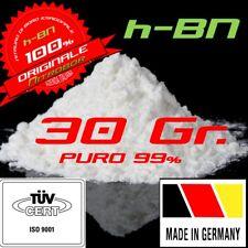 Nitruro di Boro Esagonale hBN 30 gr trattamento ceramico NO ceratec NO metabond