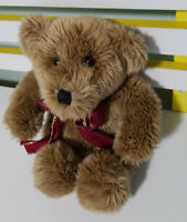 OLIVER BY BEST FRIENDS MYER PROMOTIONAL TEDDYBEAR 1998 PLUSH TOY SOFT TOY 22CM