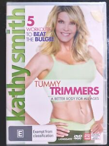 Kathy Smith - Tummy Trimmers (Region 4 DVD) Brand New & Sealed, FREE Fast Post