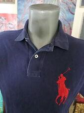 RALPH LAUREN POLO Big Pony USA United States Polo Shirt Medium