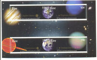 Ireland-Space -Planets-Astronomy min sheet mnh(1846)