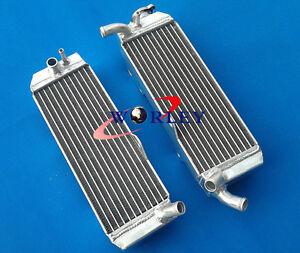 For Honda XR650 XR650R 2000-2007 00 01 02 03 04 05 06 07 aluminum radiator