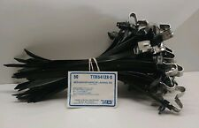 "LOT OF (50) NEW OLD STOCK! THOMAS & BETTS 18"" CABLE TIES TYM5412X-S"