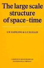 The Large Scale Structure of Space-Time (Cambridge Monographs on Mathematical Ph