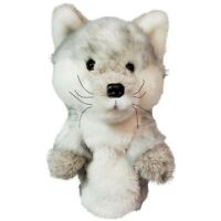 Silver Fox Golf Animal Driver Headcover - New Daphne's Head Covers