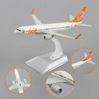 16cm Boeing 737 Air GOL Airlines Aircraft Plane Diecast Model