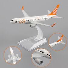 16cm Boeing 737 Luft Gol Airlines Flugzeuge Flugzeug Druckguss Modell