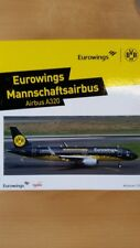 Herpa 558167 - 1/200 Airbus a320-Eurowings-BVB squadra Airbus-NUOVO