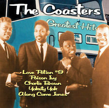 The Coasters Greatest Hits [Laserlight] by The Coasters (CD, May-2002, Laserligh