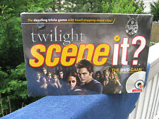 Twilight Scene It? The DVD Game`2009`New & Factory Sealed!