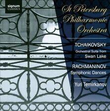 Tchaikovsky: Swan Lake Suite / Rachmaninov: Symphonic Dances, New Music