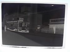 Orig 1948 Pittsburgh PA Pennsylvania Library PCC Trolley Photo Negative
