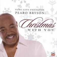Christmas with You by Peabo Bryson (CD, Oct-2005, Time/Life Music) NEW SEALED