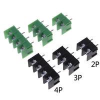 7.62 mm KF7.62 - 2P 3P 4P Conector de bloque de terminales de tornillo Paso