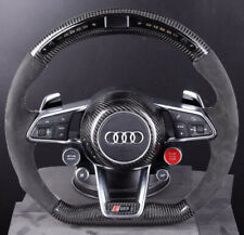 Customized Audi R8 Steerin wheel - a4 a5 a6 a7 a8 S4 S5 S6 S7 S8