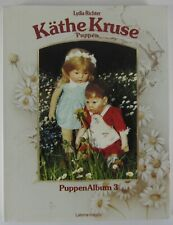 Vintage Kathe Kruse Puppen Doll Reference Illustrated History Photos German Ed