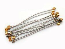 25GHz RG402 Microwave SMA Semi-rigid Flexible Cable 19cm Belden 1PC