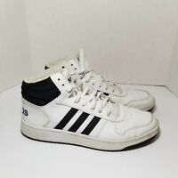Adidas Hoops 2.0 Mid BB7208 Basketball Shoes, Men's Size 12