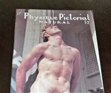 Physique Pictorial Magazine, Volume 17, January 1969