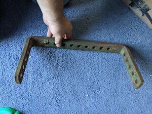 John Deere L, LA U shaped drawbar support L4213T oem