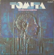 Tomita - Pictures At An Exhibition (Amiga Vinyl-LP Schallplatte DDR 1982)