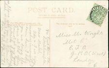 Ethel Strudwick. 74 East Ham Road, Littlehampton - Wright 'Met C'  1907  RJ.924