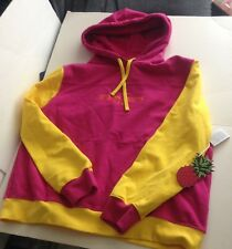 Guess Jeans Farmers Market Sean Wotherspoon Color-Blocked Hoodie SZ XXL-LE-NWT!