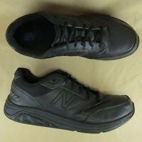 New Balance 928v3 US 12.5 D EU 47 Men Walking Sneaker Work Pebbled Leather Lace