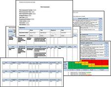 RISK ASSESSMENT + METHOD STATEMENT - BUILDING AND PROPERTY MAINTENANCE WORK