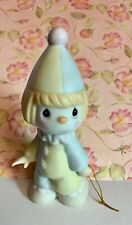 BLESS THE DAYS OF OUR YOUTH-PRECIOUS MOMENTS FIGURINE-SWORD PRODUCTION MARK