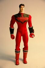 Bandai Talking Red Power Ranger with removable costume